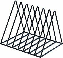 MOGOI Dreiecks-Aufbewahrungsregal, stabiles