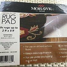 Mohawk Home rutschfester Teppich Pad, 2x