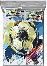 Moily Fayshow Soccer Spherical Football Ball