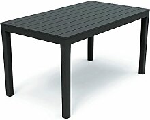 Mojawo Bistrotisch Kunststoff 138x80x72cm