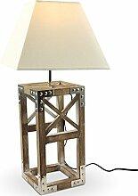 mojoliving MOJO® Tischlampe Tripod Lampe Dreifuss
