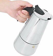 Moka-Kanne, 450 ml Espresso-Kaffeezubereiter,