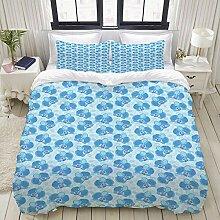 MOKALE Bedding Bettwäsche-Set,Empfindliche