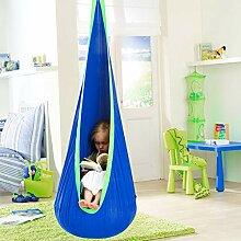 Mokia Kinder-Hängesessel, für drinnen und