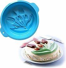 Molds Formen Silikonform 1 Stück Backform Kuchen
