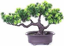 Moligh doll KüNstliche Pflanzen Bonsai