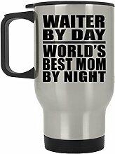 MOM Travel Kaffeebecher, Kellner von Day World
