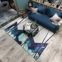 MOM Warmer Teppich für Schlafzimmer, Computersofa