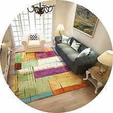 MOM Wohnzimmer Bodenmatte Dekoration, abstrakte