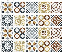 Momangel 20 Stück Marokkanischer Stil DIY PVC