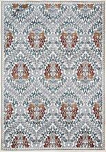 "momeni Teppiche brighbr-04blu2030Brighton Kollektion Traditionelle Bereich Perser Design Teppich, 2'0cm X 3' 0cm blau Traditionell 2'3"" x 8'0"" Runner blau"