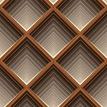 MoMo Bricks of Goldfolie Papier Unterhaltung Bar