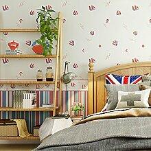 MoMo Britischen Stil Kinderzimmer Tapete