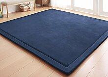 MoMo Coral Fleece Decke/Teppich für Wohnzimmer,