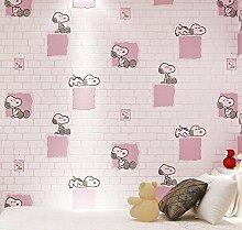 MoMo Cute Cartoon Wallpaper Snoopy für Kinder die