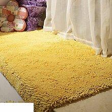 MoMo Dicker Chenille-Teppich/Decke für