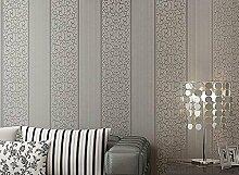MoMo Einfache moderne Schlafzimmer-Tapete warmer