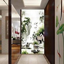 MoMo Korridor-Wände in der modernen chinesischen