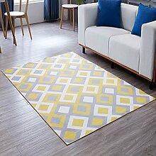 MoMo Moderner einfacher Teppich/Teppich für