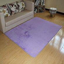 MoMo Moderner einfacher Wohnzimmer-Teppich/Decke