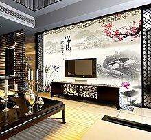MoMo Nahtloser 3D-Vlies-Bett-chinesische
