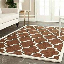 MoMo Teppich für Wohnzimmer, Tee Tisch und