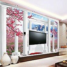 MoMo Tv Hintergrund Wand 3D Nahtlose Non-Woven