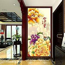 MoMo Tv-Hintergrund-Wand-chinesische