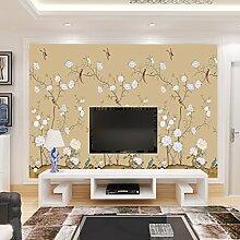 MoMo Tv-Hintergrund-Wand-moderne unbedeutende