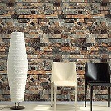 MoMo Vintage Stein Brick Line moderne chinesische