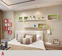 MoMo Wandregal Wandbehang Wohnzimmer Schlafzimmer