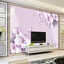 MoMo Wohnzimmer minimalistische moderne 3D Vlies