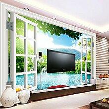 MoMo Wohnzimmer Stereoskopische 3D