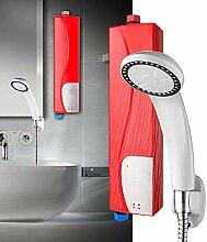 MOMOJA Elektrischer Durchlauferhitzer Duschset
