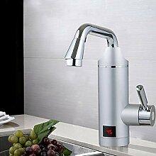 MOMOJA Elektrischer Wasserhahn Durchlauferhitzer