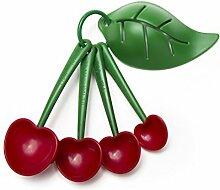 Mon Cherry Messlöffel und Eiertrenner von OTOTO