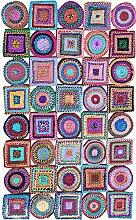 Mon Desire Teppich, Mehrfarbig, 120X180
