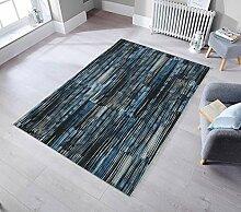 Mon Desire Teppich Wohnzimmer, Hochflor Langflor