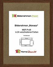 Monaco MDF Bilderrahmen ohne Rundungen 41 x 73 cm