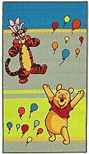 Monbeautapis Pflaume Teppich Disney Winnie Pooh &