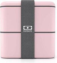 Monbento Square Bento Box, quadratische Lunchbox,