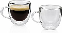 MONDAEN. Espressotassen 80ml | 2er Set