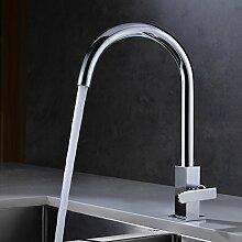 Moned Kalte Küche Wasserhahn Kupfer Waschbecken