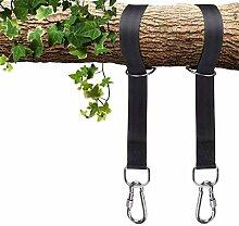 MoneIIL Baum-Schaukel zum Aufhängen, hält bis zu