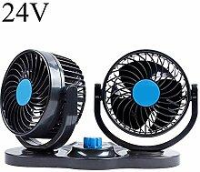 Mongrep Auto Fan Mini Tischventilator 12v 24v Big
