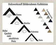 Monika Holzwerkstoff Bilderrahmen schlicht elegant