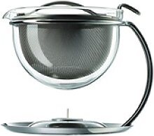 MONO Teekanne FILIO mit integriertem Stövchen 0,6