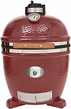 Monolith Classic RED Modell 2017 Keramikgrill Grill