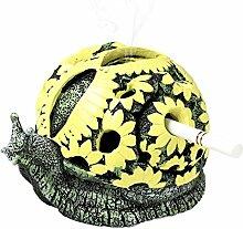 Monsiter Aschenbecher Creative Snail Aschenbecher Handwerk Dekoration