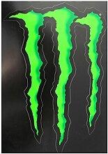 Monster Energy - Aufkleber 16 x 11 cm